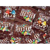 M&M Plain Fun Size  ~ 5lb. Bag
