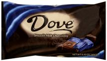Dove Milk Chocolate Promises ~ 1/9.5oz. Bag