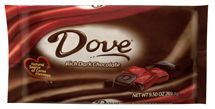 Dove Dark Chocolate Promises ~ 1/9.5oz. Bag