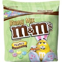 M&amp;M Peanut Bunny Mix ~ 56oz. Bag 