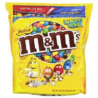 M&M PEANUT ~ 56oz. Bag