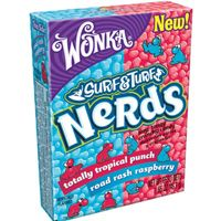 Wonka Surf &amp; Turf Nerds ~ 24 - 1.65oz Boxes