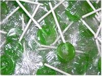Lime Jolly Pops