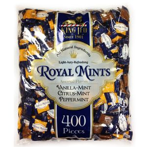 Assorted Royal Mints ~ 400 Count