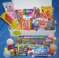 Retro 50's Candy Assortment