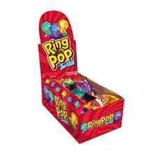 Twisted Ring Pops ~ 24 Count 