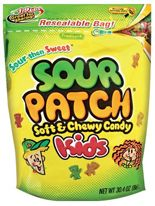Sour Patch Kids ~ 1.9lb. Bag