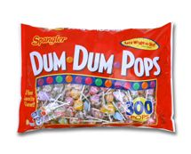 Bulk Dum Dum Mini Pops 8~300ct. Bags
