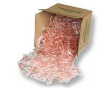 "Spangler 3"" Red and White Candy Canes"