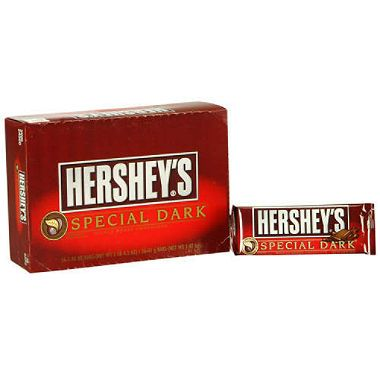 Hershey Special Dark Candy Bar - 36ct.