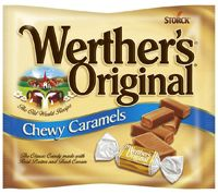 Werther's Chewy Butter Toffee ~ 10oz Bag
