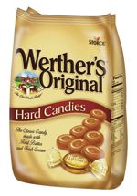 Werthers Butter Toffee ~ 6 - 34oz Bags