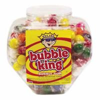 Bubble King 200 Count Jar