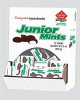 Junior Mints 72ct. Box