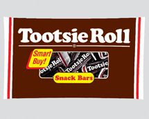 Bulk Tootsie Roll Snack Bars, 12~14.5 oz. Bags