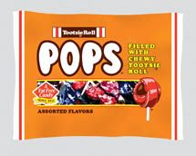 Bulk Tootsie Roll Pops ~ 1050 pcs.