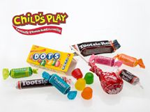 Bulk Tootsie Roll Child's Play Assortment 12 ~ 56oz. Bags