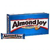 Almond Joy Candy Bar - 36ct.