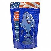 American Fish Gummy Candy Blue