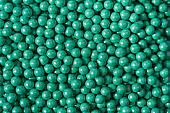 Turquoise Sixlets ~ 2lbs