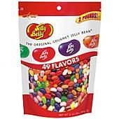 Jelly Belly 49 Assorted Flavor ~ 2lb
