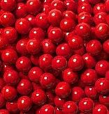 Red Sixlets ~ 2lbs