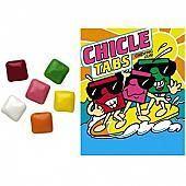 Chicle Tab Assorted Gum ~ 3lbs