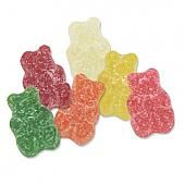 Albanese Assorted Wild Thing Sour Gummi Bears ~ 4.5lb Bag