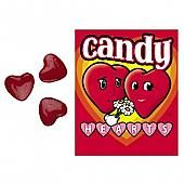 Red Crazy Hearts Candy ~ 3lbs
