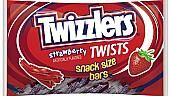 Twizzlers Strawberry Snack Packs ~ 45 Packs