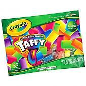 Crayola Color Your Mouth Taffy - 30-Piece Bag