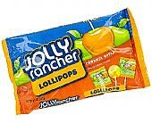Jolly Rancher Caramel Apple Pops ~ 9.1oz. Bag