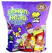 Lemonheads and Friends Fruit Candy~ 60 Count Bag