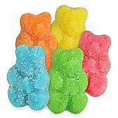 Albanese Assorted Beeps Bright Gummi Bears ~ 4.5lb Bag