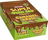 Charms Caramel Apple Super Blow Pops ~ 48ct