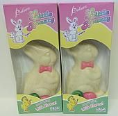 Little Beauty White Chocolate Easter Bunny