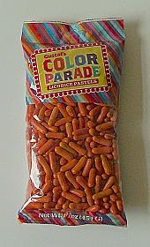 Orange Licorice Pastels - 1lb
