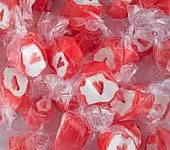 Taffy Town Valentine Heart Taffy ~ 5lb