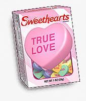 Necco Sweethearts ~ 36 Count