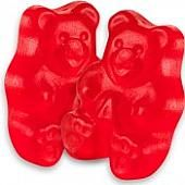 Albanese Red Hot Cinnamon Gummi Bears ~ 5lb Bag