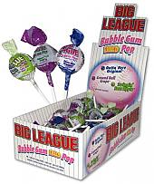 Big League Chew Lollipops ~ 48 Count
