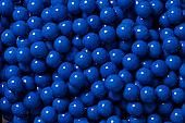 Royal Blue Sixlets ~ 2lbs