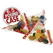 Jelly Belly Pyramid Packs ~ 6.5lb box