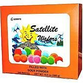 Gerrit's Sour Satellite Wafers - 200 Count Box