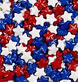 Red White and Blue Candy Stars ~ 2lbs.