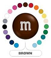 Brown M&M's ~ 5lbs