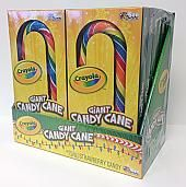 Crayola Giant Candy Canes ~ 12 Count
