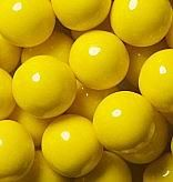 Shimmer Yellow Gumballs - 2lbs