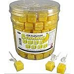 Espeez Banana Cube Pop ~ 100 Count