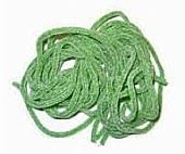 Gustaf's Sour Apple Licorice Laces - 2lb Bag